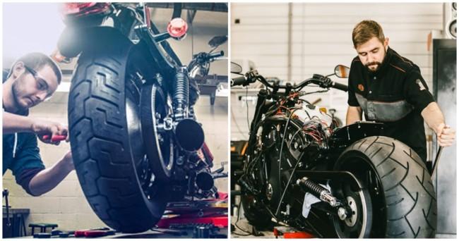 lista de nomes para oficina de motos