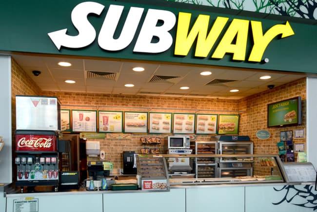 preco franquia Subway