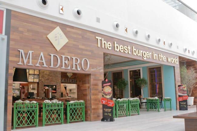investimento franquia Madero