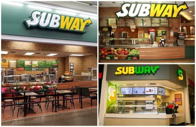 quanto custa franquia Subway