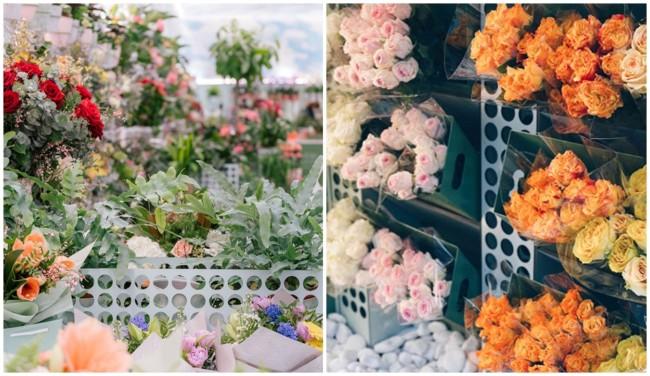lista de nomes criativos para floricultura