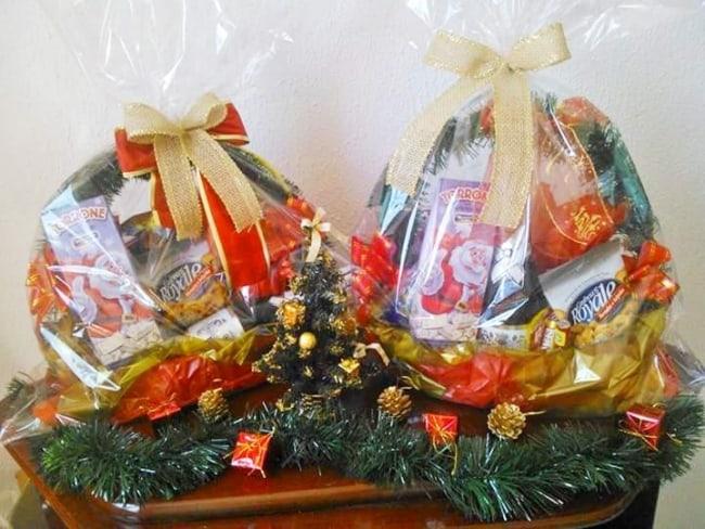 cesta natalina MonyCestas