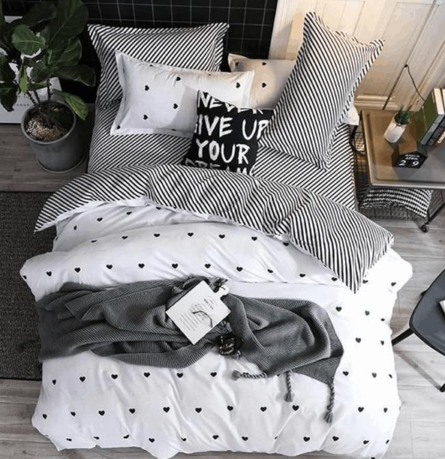 jogo de cama americanas