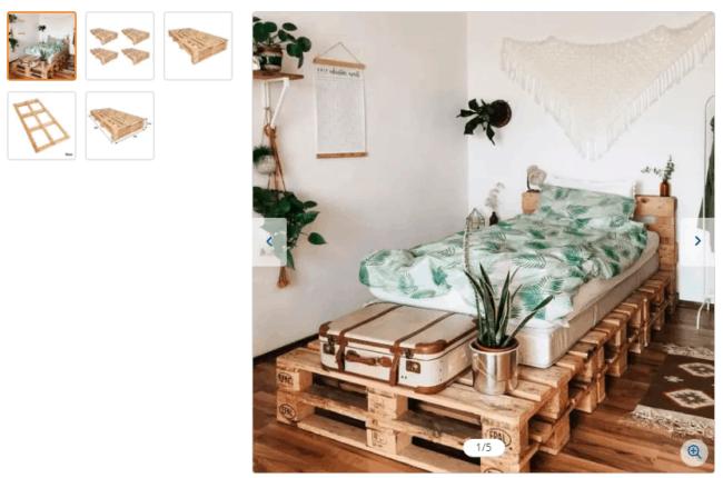 kit cama madeiramadeira