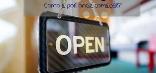 abrir um negocio