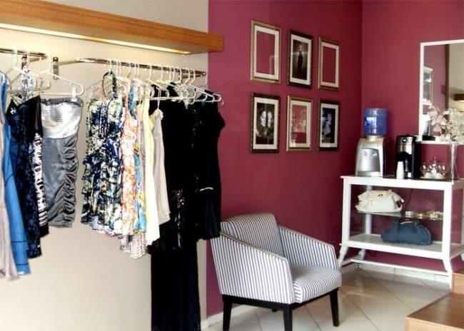dicas para montar loja de roupas em casa