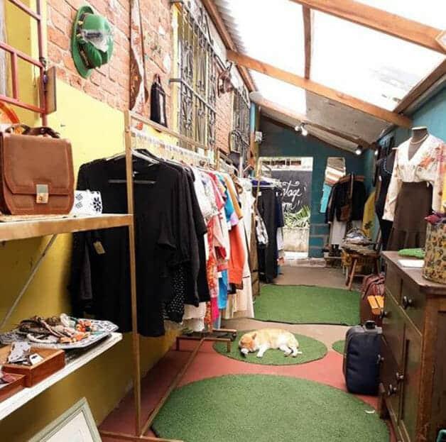 decoracao criativa e aconchegante para loja de roupas em casa