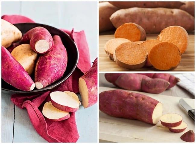 beneficos da batata doce para a saude