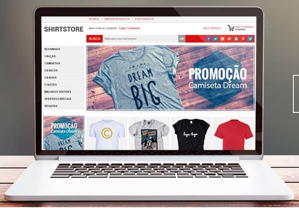 plataforma para e commerce