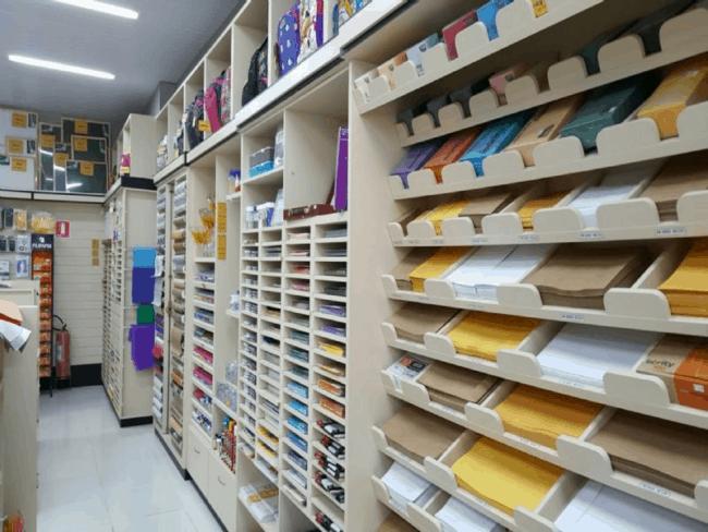 como comprar de fornecedores de papelaria