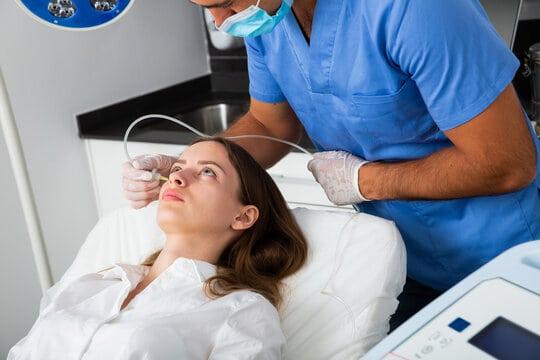 beneficios da carboxiterapia no rosto