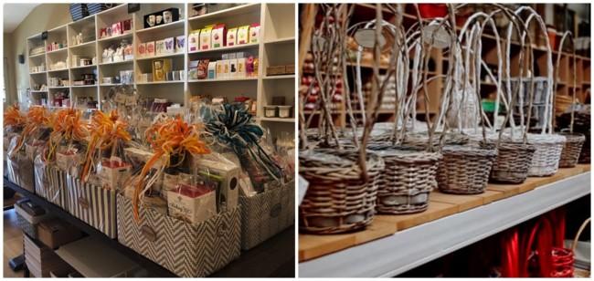 como escolher local para loja de cestas