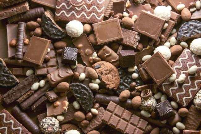 nomes simples para chocolateria