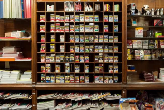 nomes simples para tabacaria