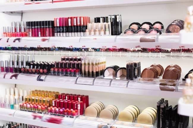 nomes criativos para lojas de maquiagem