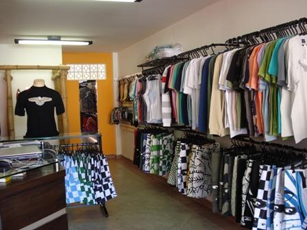 loja em casa simples