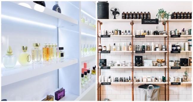 nomes criativos para lojas de perfumes e cosmeticos