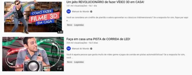 como melhorar canal de youtube
