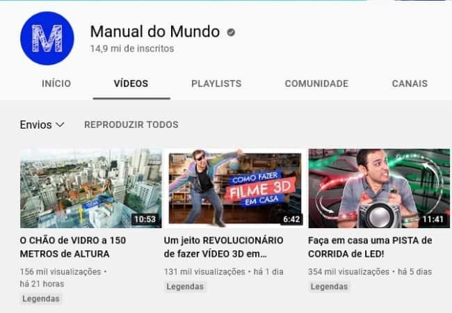 como crescer canal de youtube