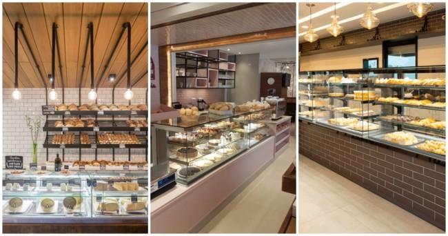 ideias de decoracao para padaria moderna