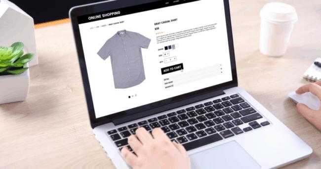 como montar e organizar loja online