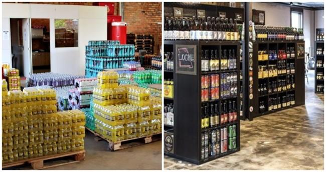 como escolher nome de distribuidor de bebidas