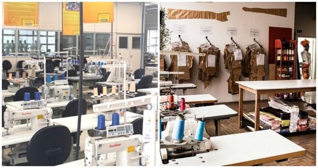 dicas organizar fabrica de costura
