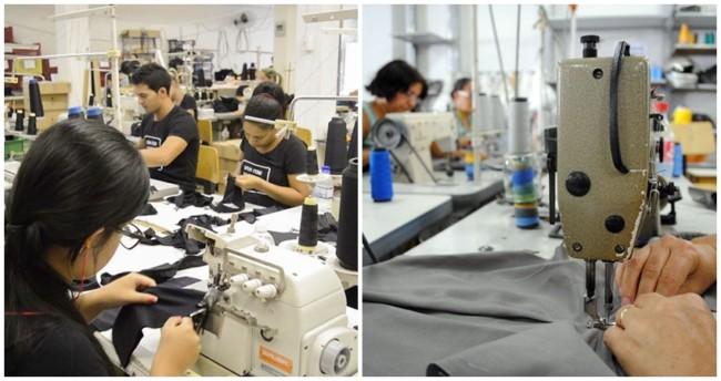 passo a passo para montar fabrica de costura