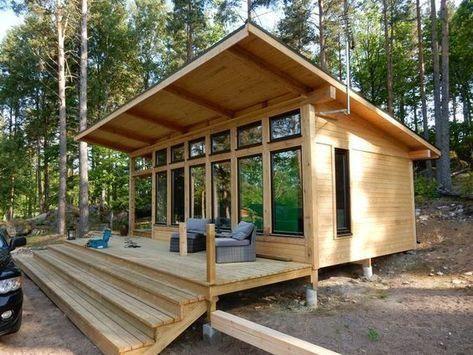 Casa rustica simples com varanda