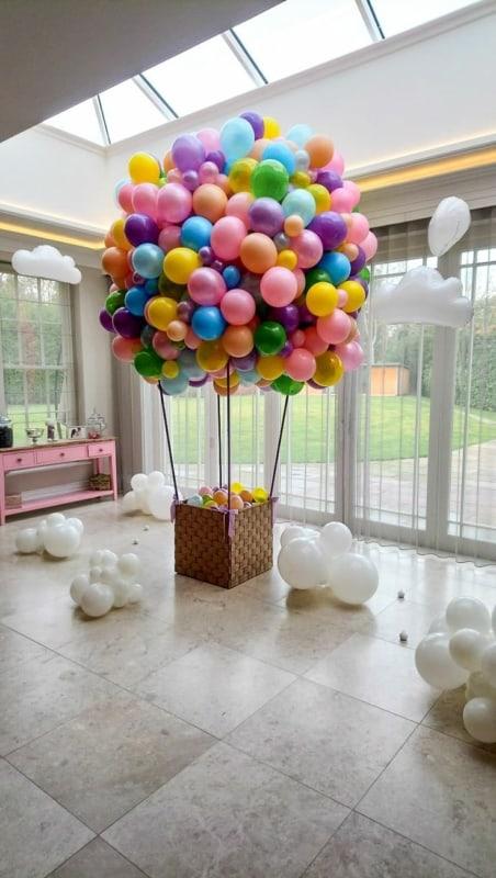 Decoracao com baloes 107