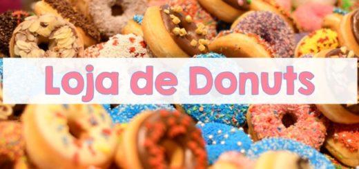 loja de donuts