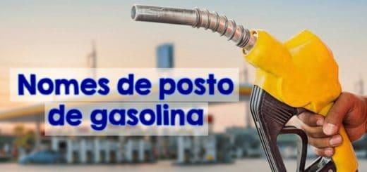 nomes para posto de gasolina