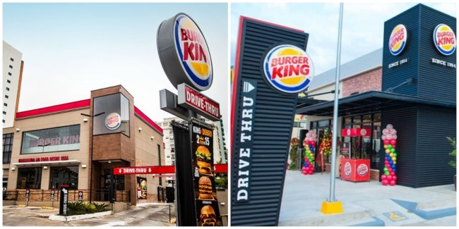 tipo de franquia Burger King