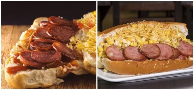 sabores de hot dog para vender e lucrar