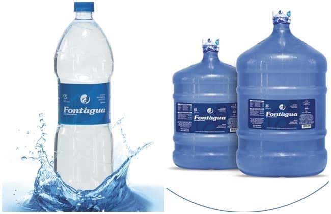 agua mineral para revender