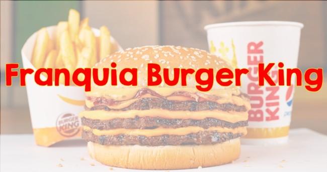 franquia burger king